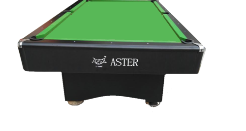 21 balls Aster pool table
