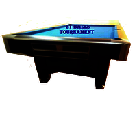 21 BALLS TOURNAMENT POOL TABLE