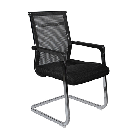 Black Mesh Chair