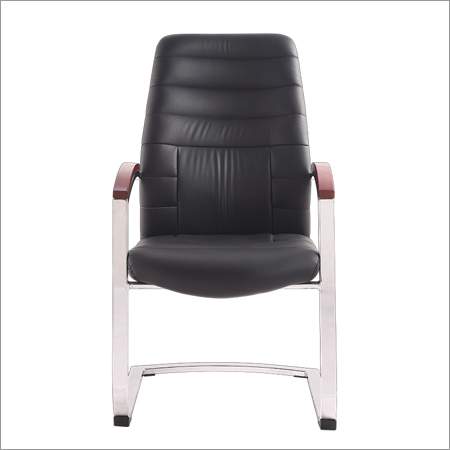 Leather Visitor Chair