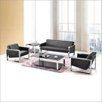 Office Leather Sofa Set