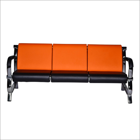 Orange Leisure Sofa