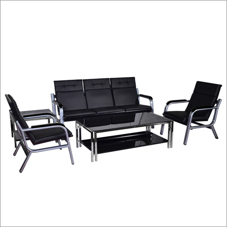 Black Leisure Sofa