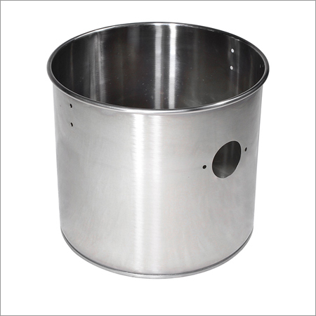 Steel Vacuum Cleaner Barrel