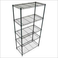 Steel 5 Tier Display Rack