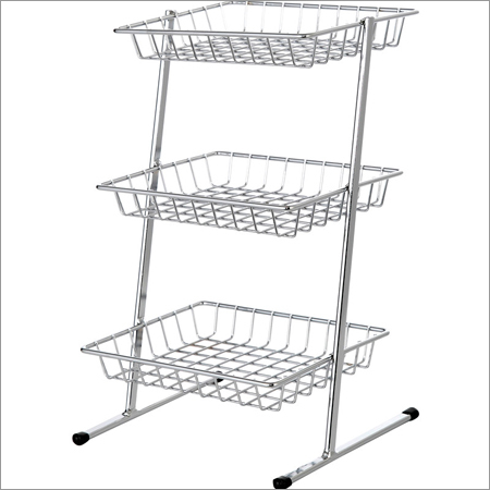3 Tier Display Rack Stands