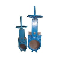 Industrial Knife Gate Valves