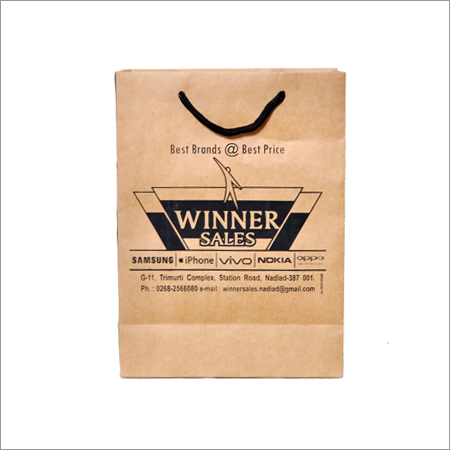 Packaging Print Bags