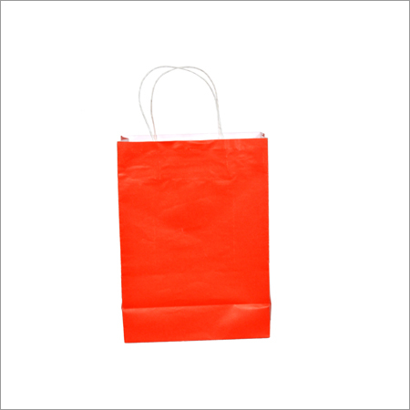 Red Packaging Bags