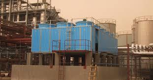 FRP Modal Cooling Tower