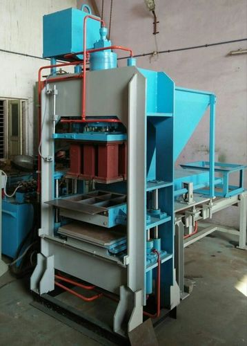 Fully Automatic fly ash block Machine
