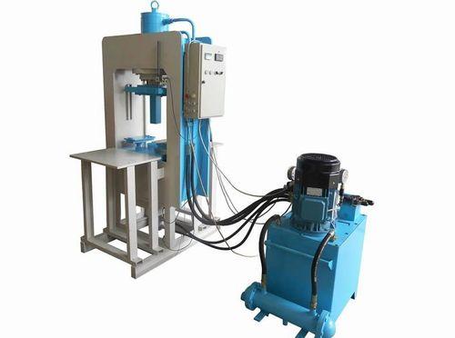Semi Automatic Color Paver Block Machine