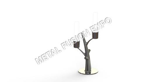 Tree Design Candle Holder