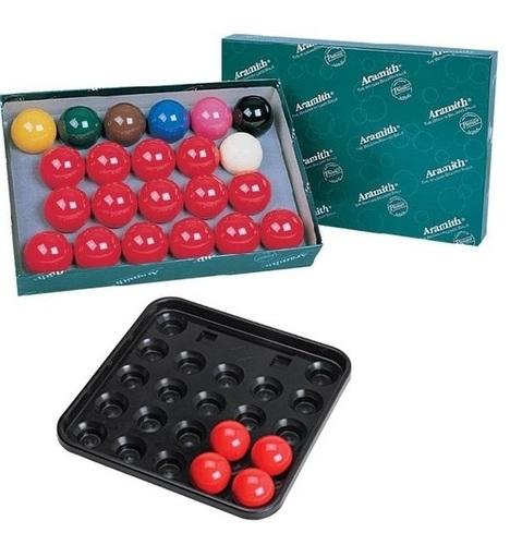 Aramith Premier Snooker Ball Set