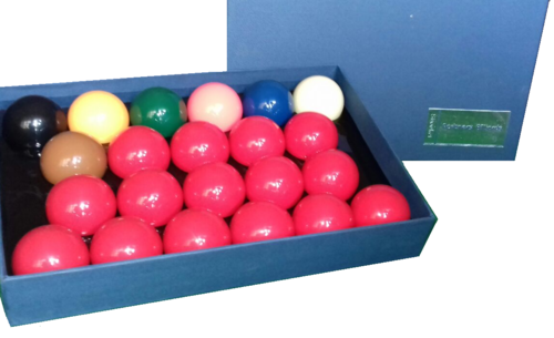 Partners Snooker Balls Set