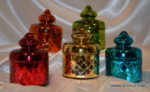 Pickle Glass Jars