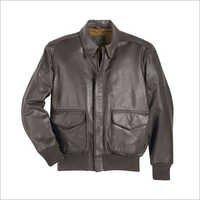 Mens Fashionable Leather Jacket