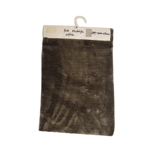 Brown Carpet Fur Fabric