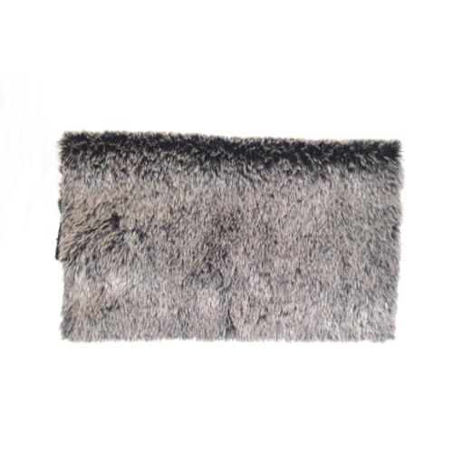 Discharge Fur Fabric