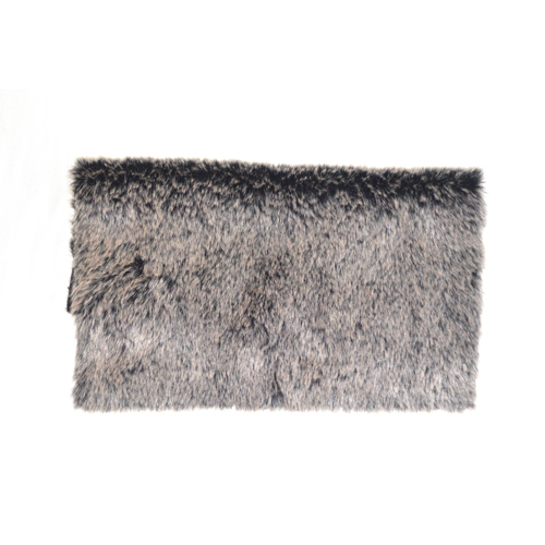 Discharge Fur Fabric
