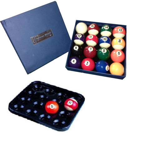 PARTNERS POOL BALLS SET (COMBO)