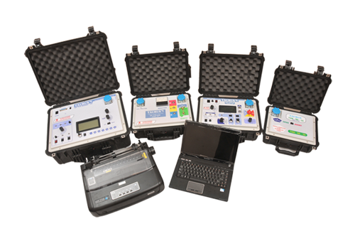 Sigmax - Overhead Distribution Line Analyzer  For 11 KV – 33KV lines