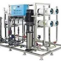 High Pressure RO Plant