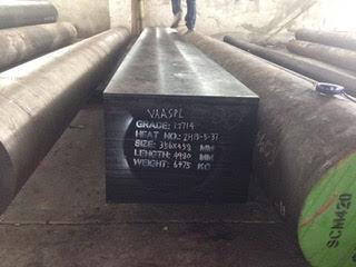 2343 Hot Work Tool Steel