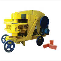Automatic Mechanical Brick Press Fly Ash & Clay Brick Making Machine