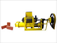 Pug Mill Wire Cut Clay Brick Making Machine