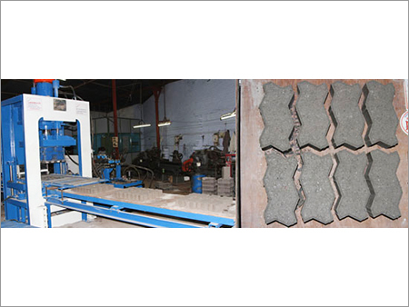 Fly Ash Brick Machines - Pallet Type