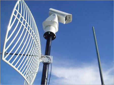 Wireless City Surveillance
