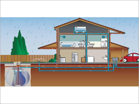 Rain Water Harvesting - General Use