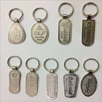 Metal Band Keychains