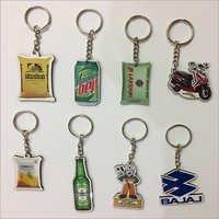 Mdf Wooden Keychains