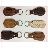 Leather Keychain
