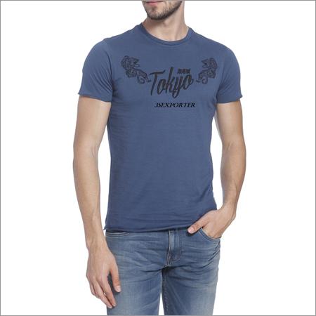 Designer Round Neck T Shirts