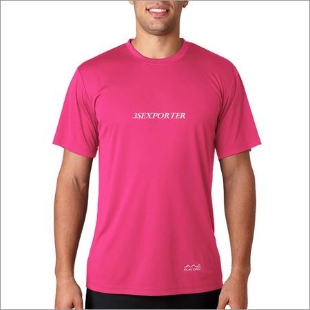 0c72fafb9 Mens Pink Round Neck T-Shirts - SUJI SRI SAI EXPORTS, 2/377, Iduvai, Iduvam  Palayam, (Via) Opp. Wisdom School, , Tirupur, India