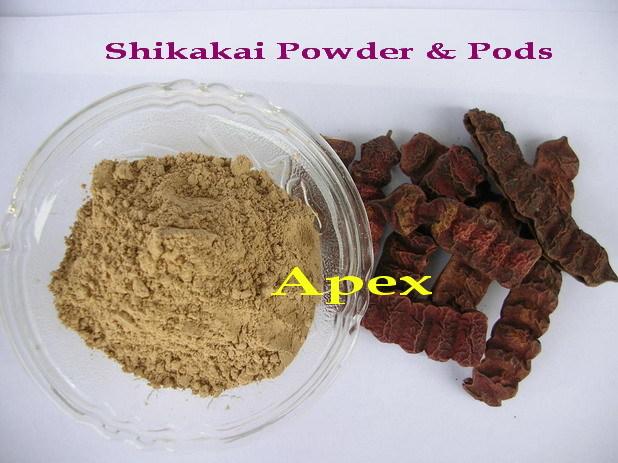 Shikakai Pods