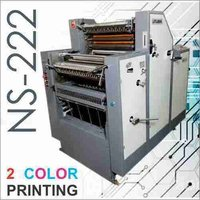 Satellite Offset Printing Machine