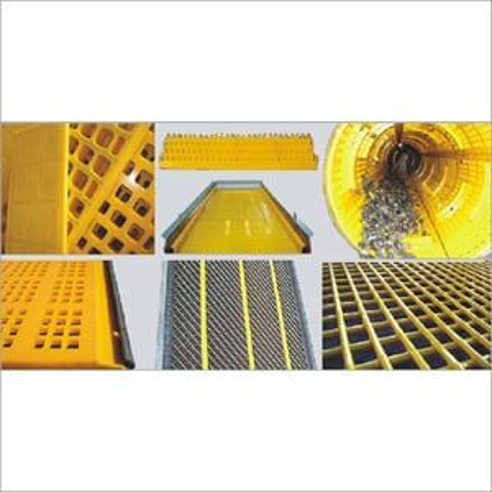 Polyurethane Screen Decks