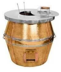 Copper Fency Tandoor