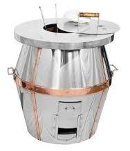 Stainless Steel Diamond Tandoor