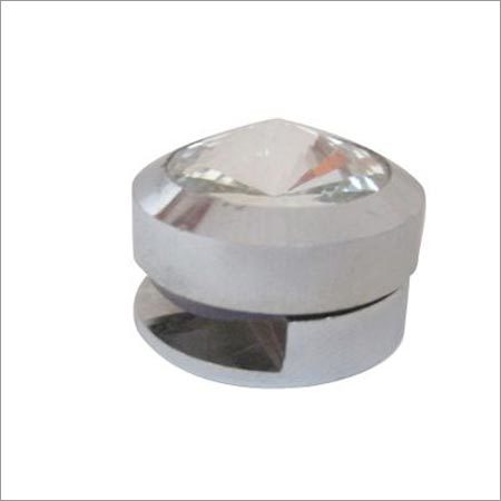 Brass Diamond Mirror Bracket