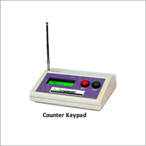 Counter Keypads