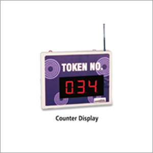 Token Counter Displays