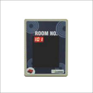 Room Number LED Display