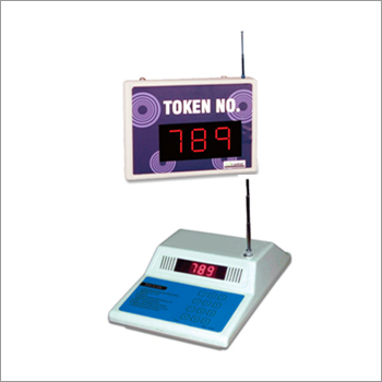 Wireless Token Display (1 Token Numbers)
