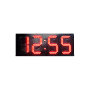 Accurate Digital Clocks