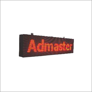 Admaster LED Display